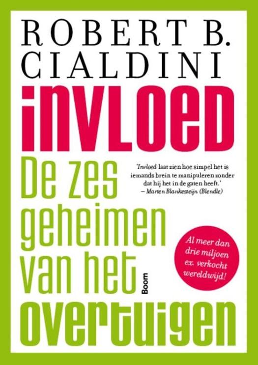 Robert Cialdini - Invloed