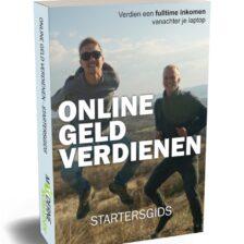 Online geld verdienen startersgids review & resultaten (Mick van Zadelhoff)