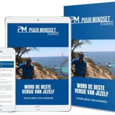Puur Mindset Academy Word de beste versie van jezelf Jerik van Nuenen